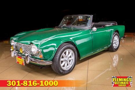 1962 Triumph TR-4