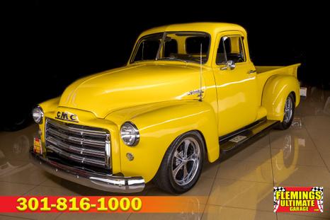 1951 GMC 5 window pickup
