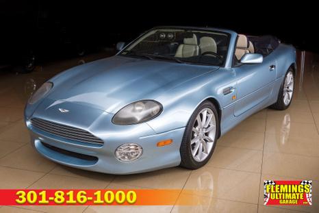 2001 Aston Martin DB7