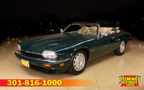 1996 Jaguar Xj-s