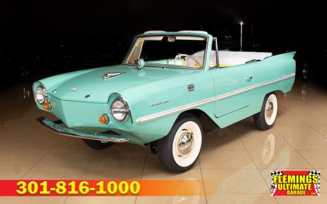 1961 AMPHICAR 770
