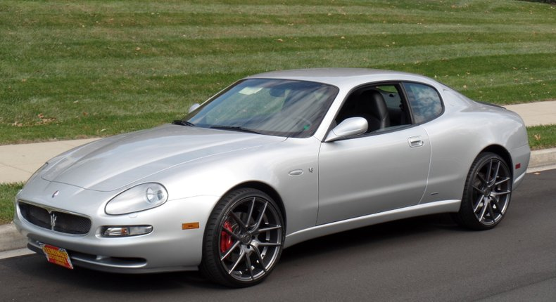 2004 Maserati Cambiocorsa For Sale