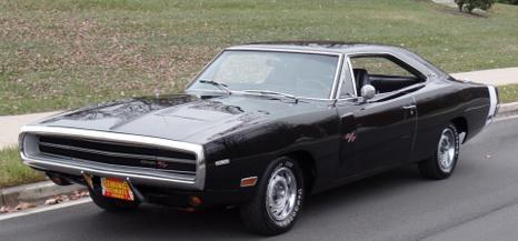 1970 Dodge HEMI CHARGER R/T
