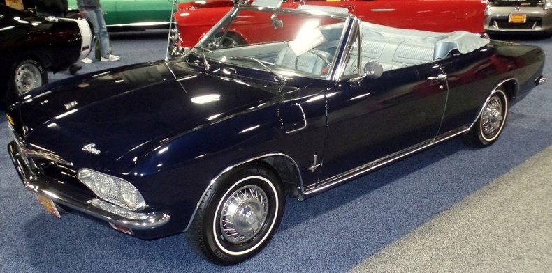 1965 Chevrolet Corvair | 1965 Chevrolet Corvair for sale to purchase