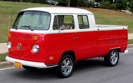 1971 Volkswagen Crew Cab