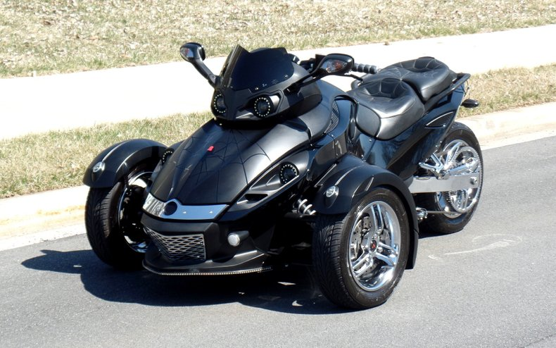 Can Am Spyder For Sale >> 2008 Can Am Spyder 2008 Can Am Spyder For Sale To Purchase Or Buy