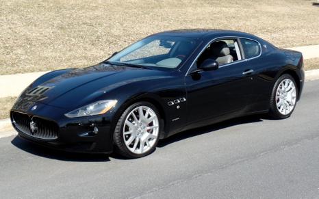 2008 Maserati Grand Turismo