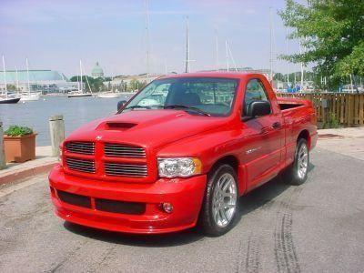 2004 Dodge SRT/10