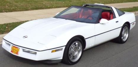 0 Chevrolet Corvette