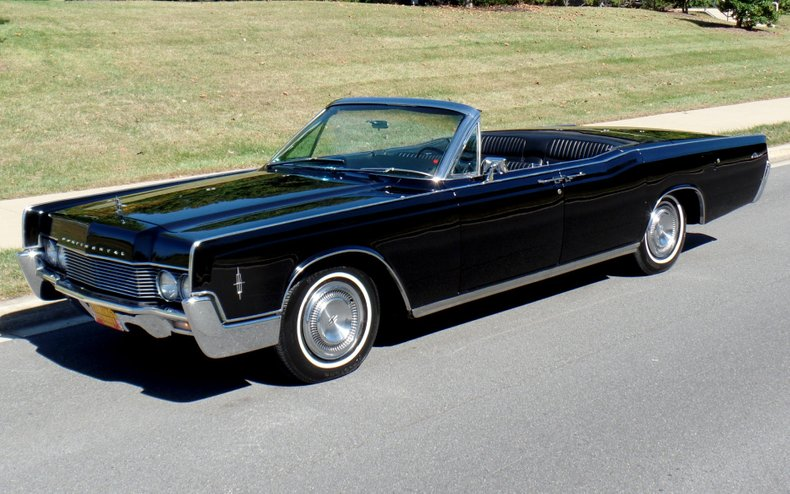 1966 Lincoln Continental 1966 Lincoln Continental For Sale To
