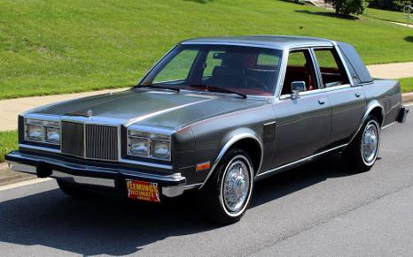 1983 Chrysler 5th Avenue