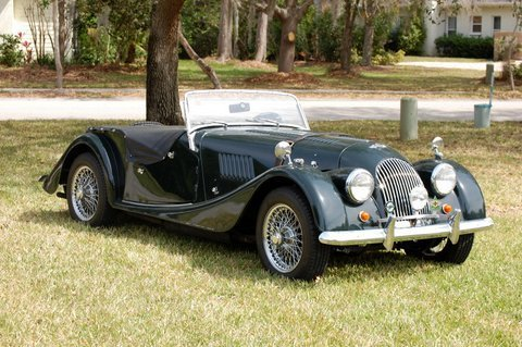 1967 Morgan Plus 4 For Sale