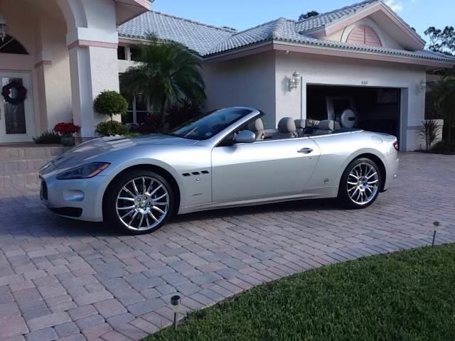 2011 Maserati Gran Turismo For Sale