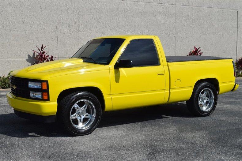 1993 Chevrolet C/K 1500 For Sale