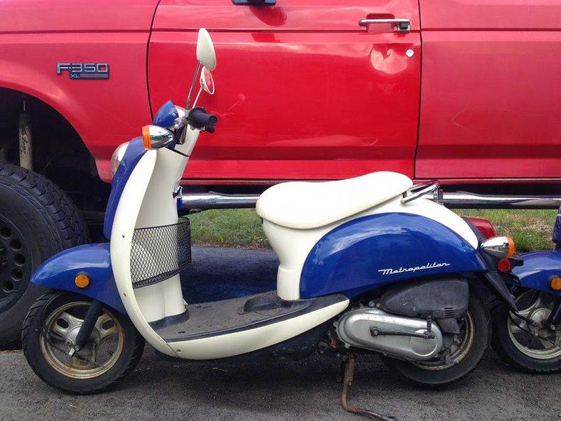 2006 Honda Metropolitan For Sale