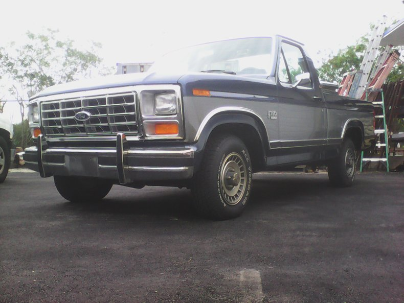 1986 Ford F150 For Sale
