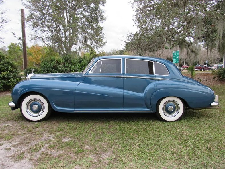 1955 Rolls-Royce Silver Wraith For Sale