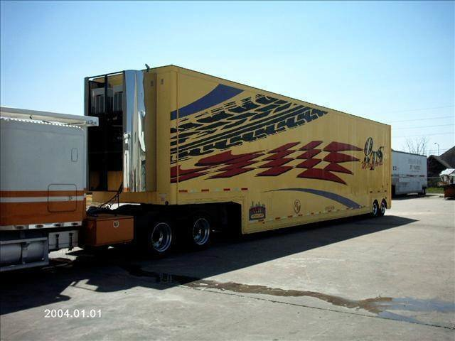 2000 TMC Race Car Trailer