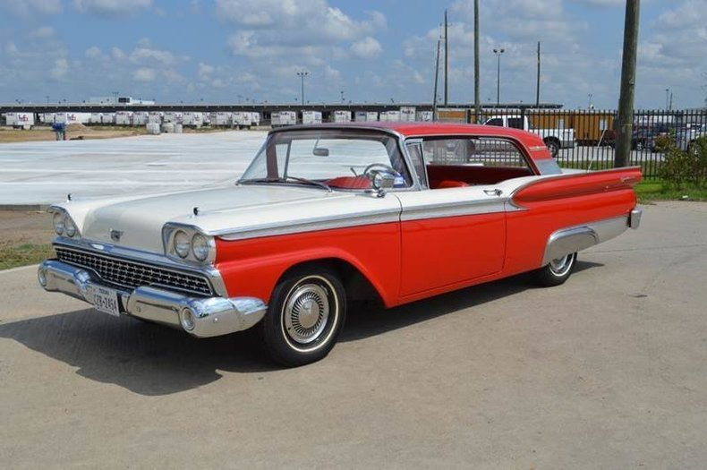 1959 Ford Fairlaine Galaxie