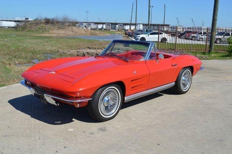 1964 Chevrolet Corvette Stingray For Sale