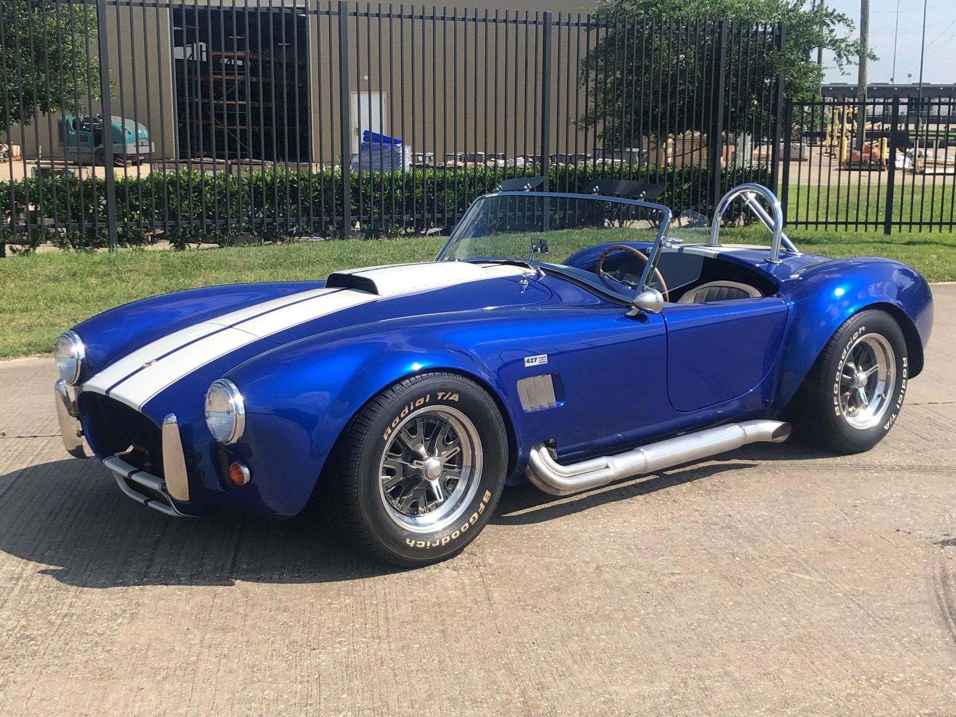 1967 cobra johnex