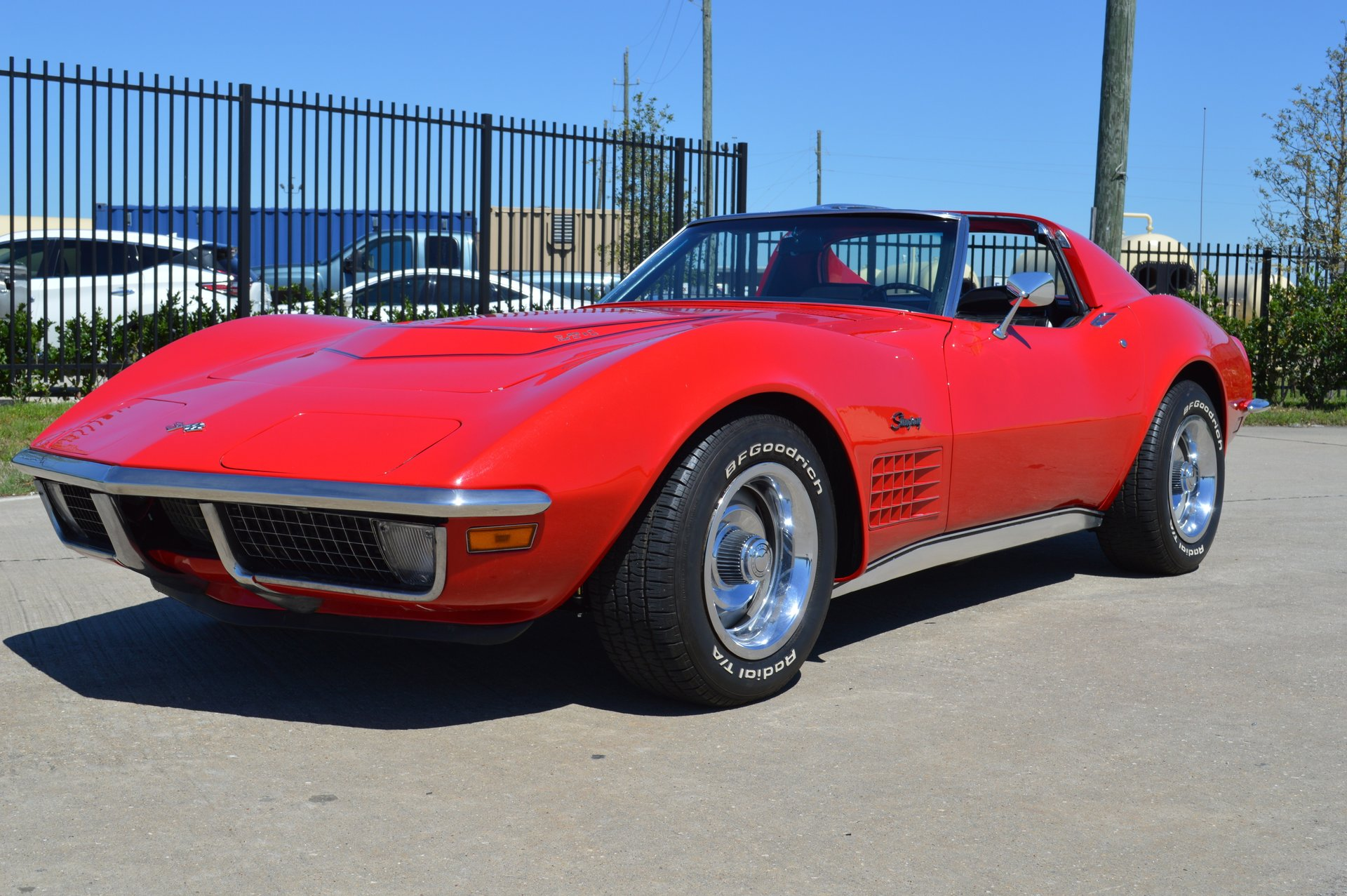 1970 chevrolet corvette stingray lt1
