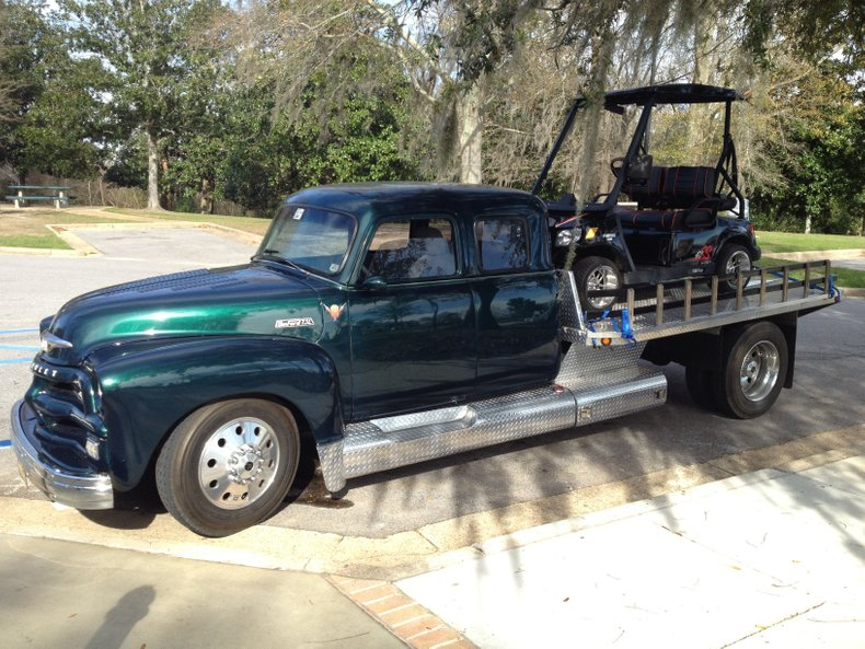 1954 Chevrolet Custom Flatbed