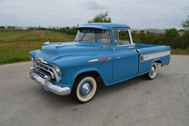1957 Chevrolet Cameo Pick-up