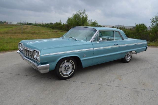 1964 chevrolet impala ss 409 425hp
