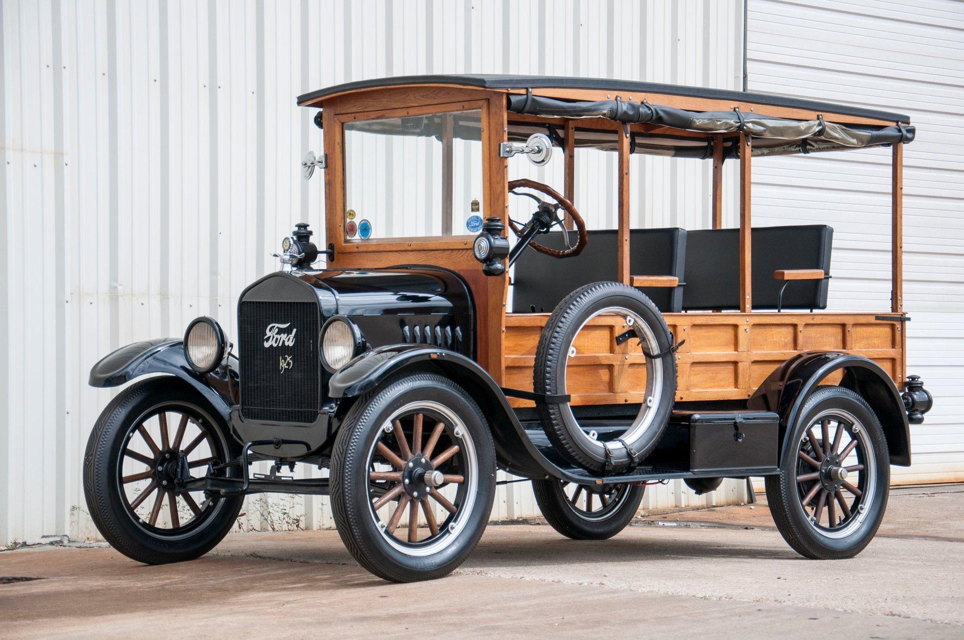 1925 ford model t depot hack