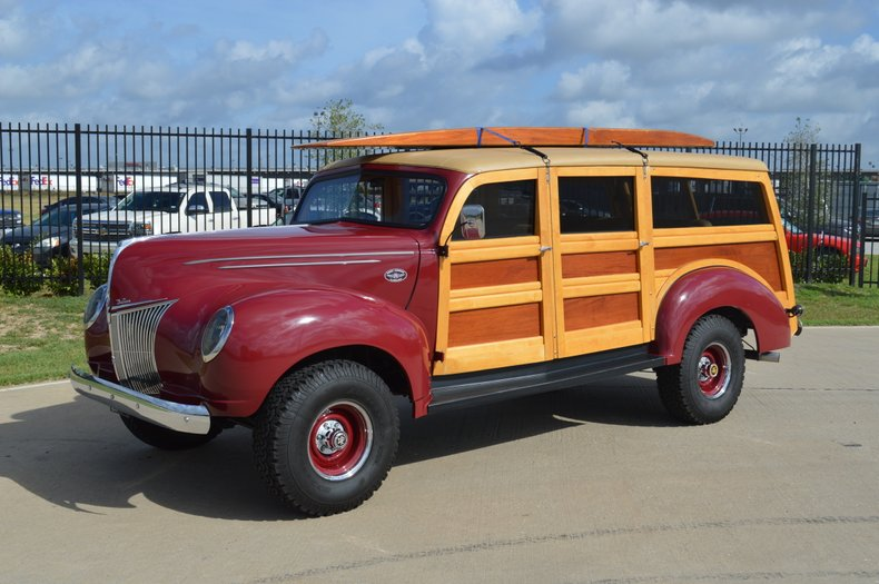1939 Ford Super Deluxe