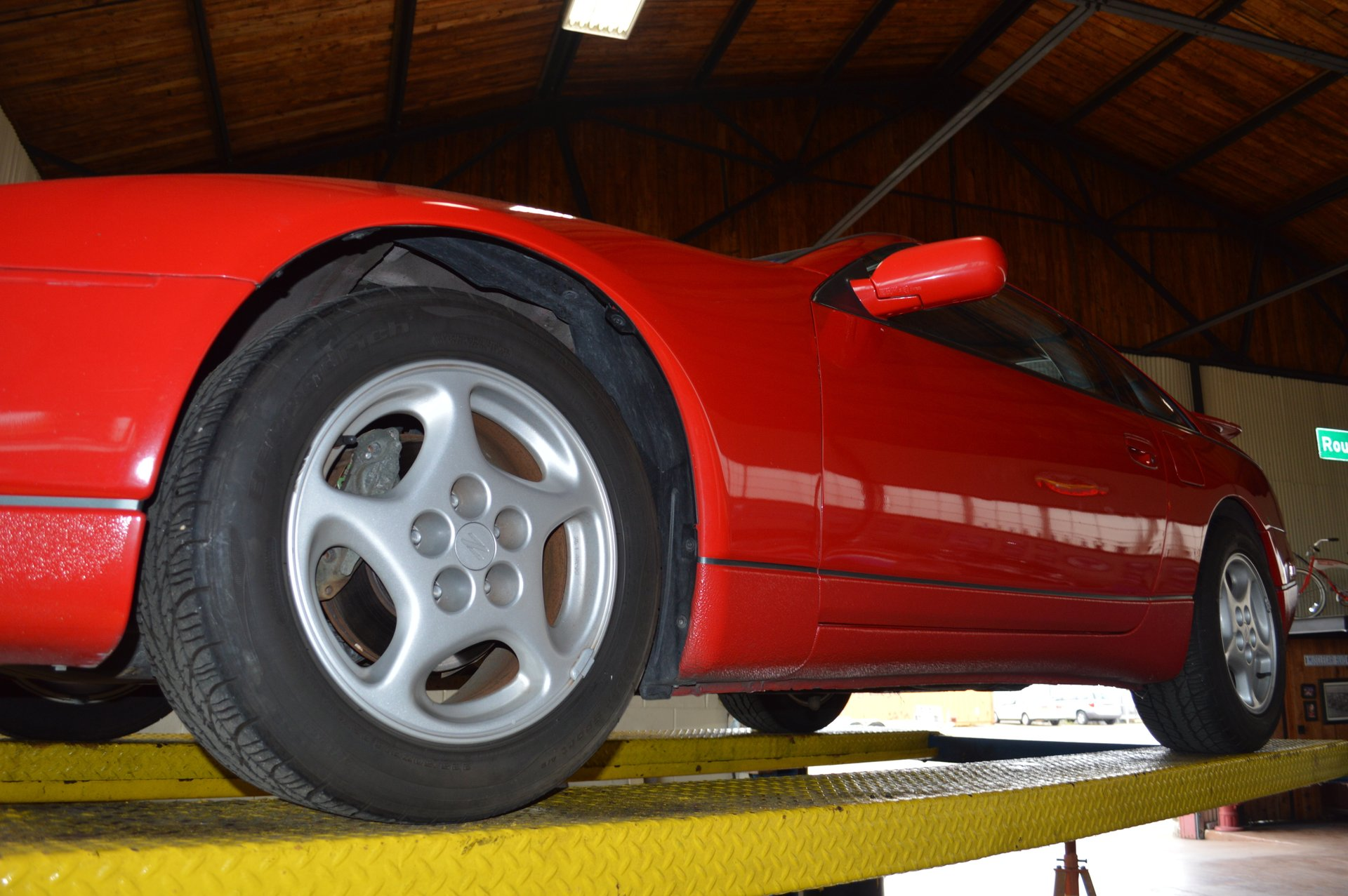 1996 Nissan 300ZX Twin Turbo | Frank's Car Barn