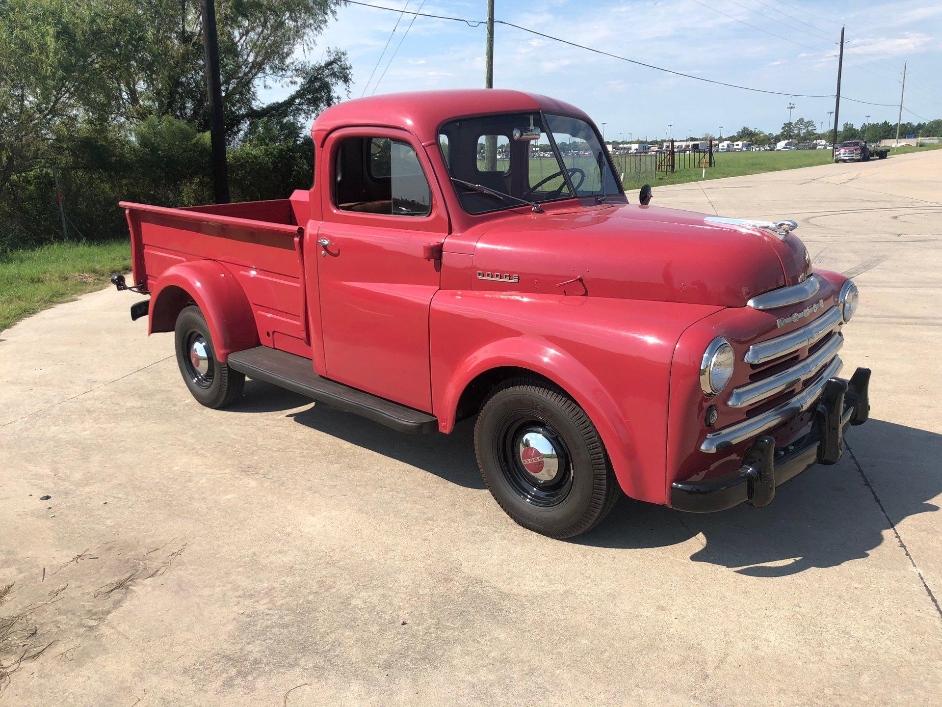 1949 dodge 1 2 ton b1 c 116 pilot house pickup