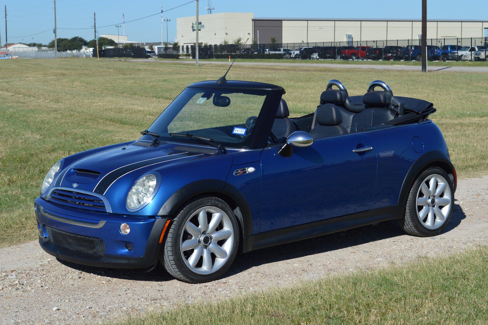 2006 mini cooper s convertible