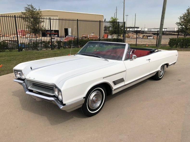 1966 Buick Wildcat Convertible