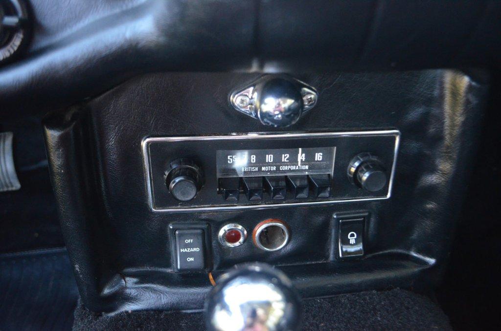 1969 MG MGC GT for sale #69905 | MCG