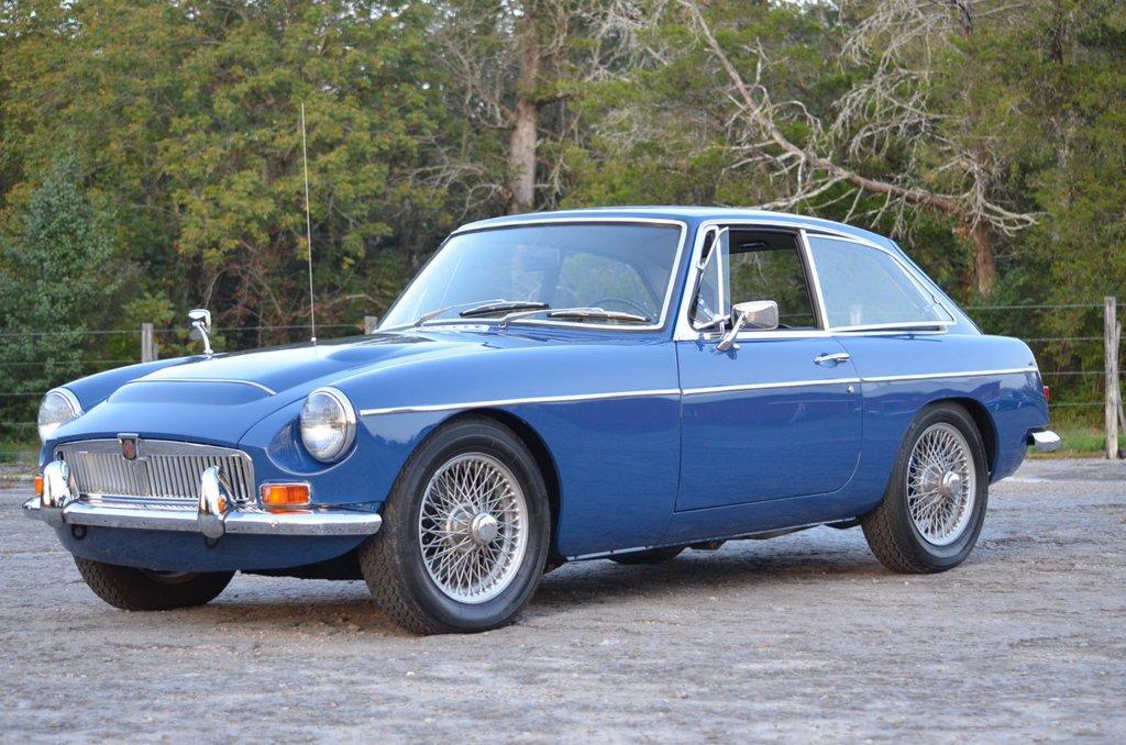 1969 MG MGC GT for sale #69905   MCG