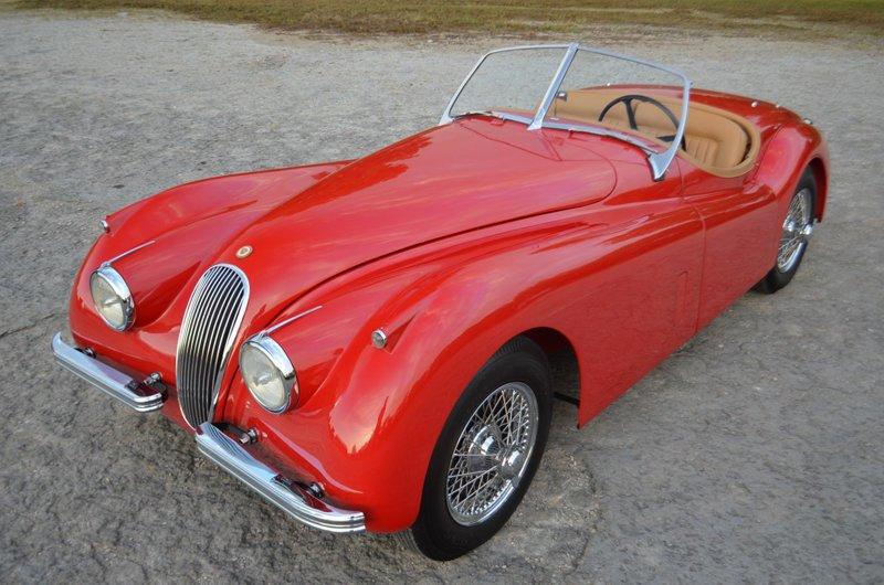 1952 jaguar xk120