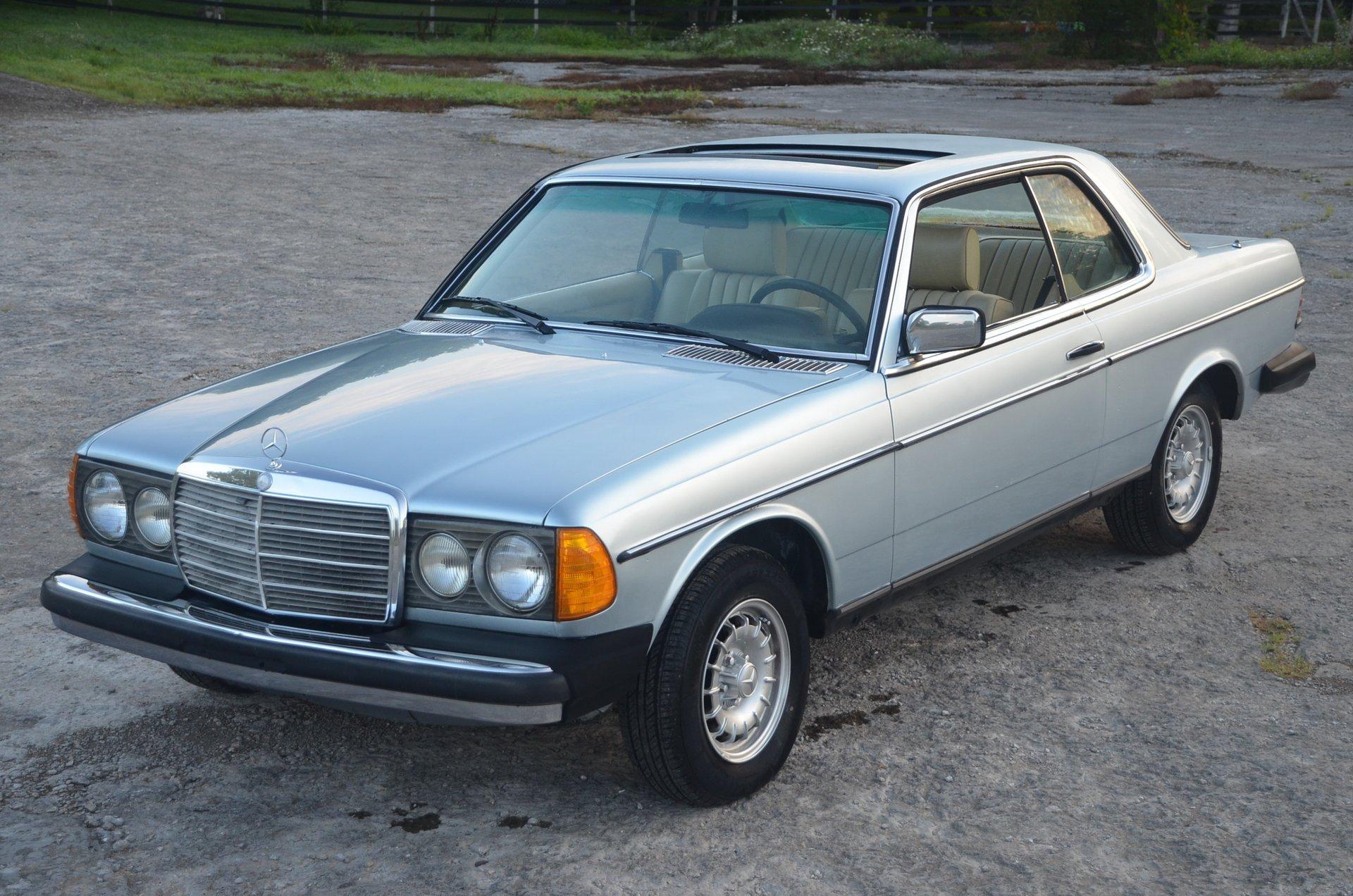 1980 mercedes benz 280ce
