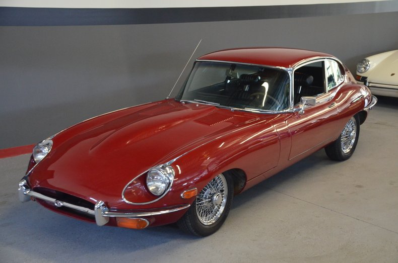 1969 Jaguar E-Type For Sale