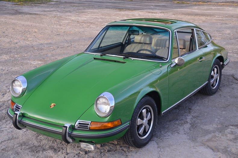 1969 Porsche 911 E For Sale
