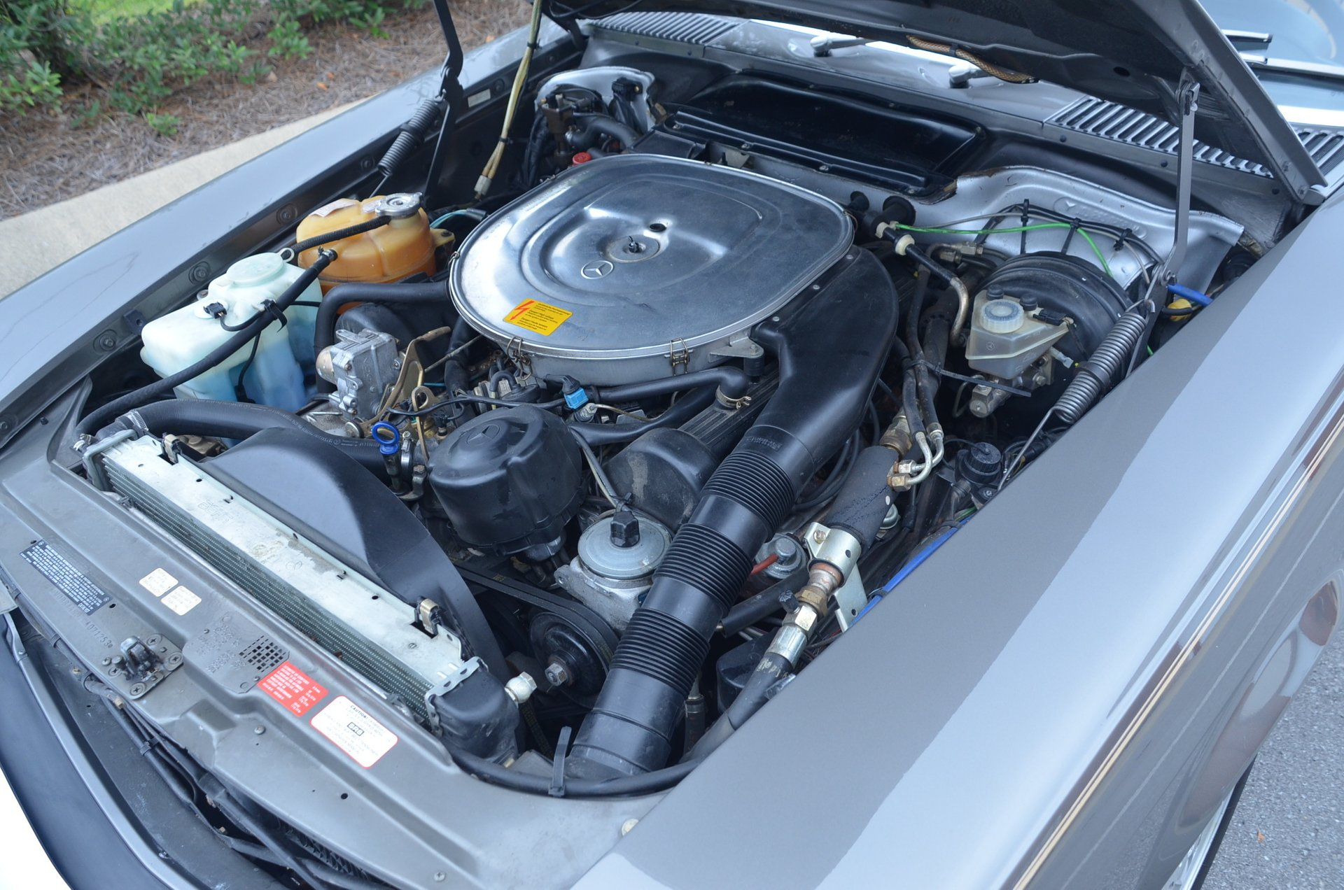 1987 Mercedes Benz 560sl Frazier Motorcar Company