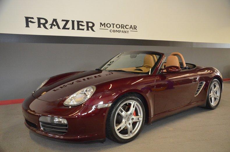 2006 Porsche Boxster S For Sale