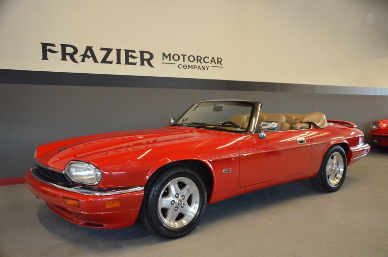 1995 Jaguar XJS For Sale