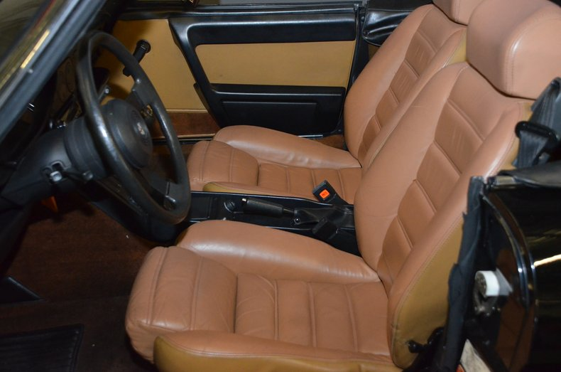 1987 Alfa Romeo Veloce spyder 20