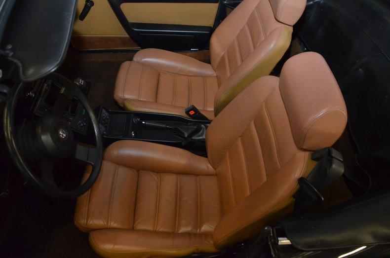 1987 Alfa Romeo Veloce spyder 21