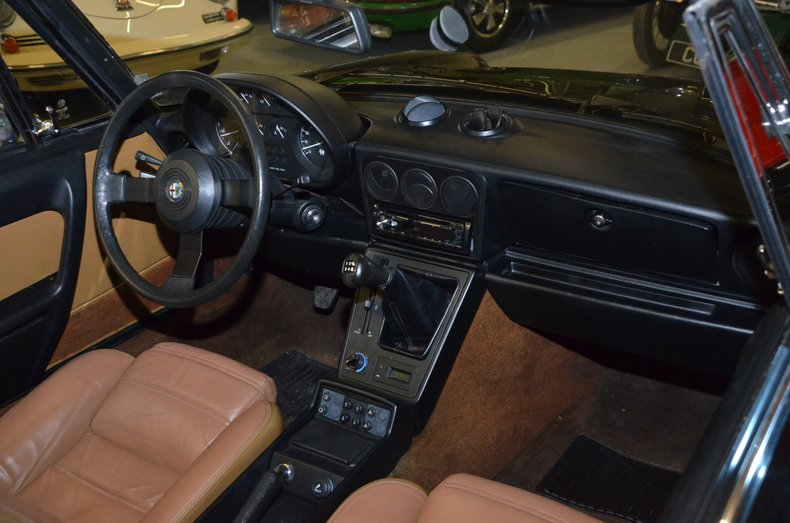 1987 Alfa Romeo Veloce spyder 22