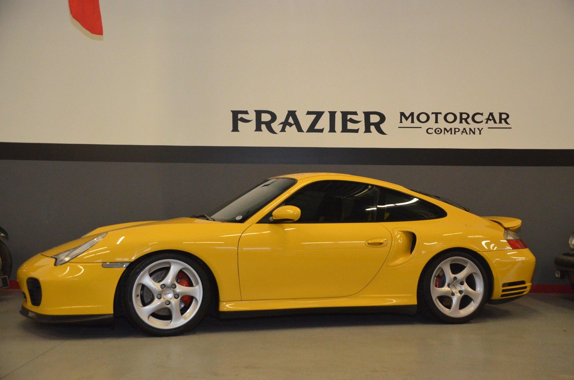 2002 Porsche 996 Frazier Motorcar Company