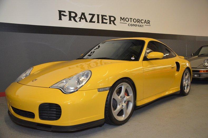 2002 Porsche 996 For Sale
