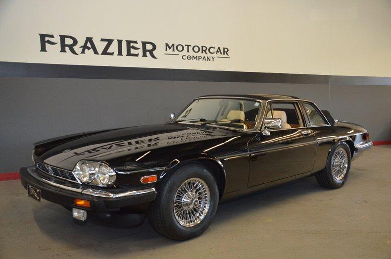 1988 Jaguar XJSC For Sale